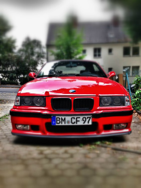 e36 320i cabrio red black 3er bmw e36 cabrio. Black Bedroom Furniture Sets. Home Design Ideas