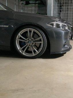 BMW M409 Felge in 9x20 ET 32 mit Michelin Michelin  Pilot Sport Reifen in 245/35/20 montiert vorn mit 10 mm Spurplatten Hier auf einem 5er BMW F11 M550d (Touring) Details zum Fahrzeug / Besitzer
