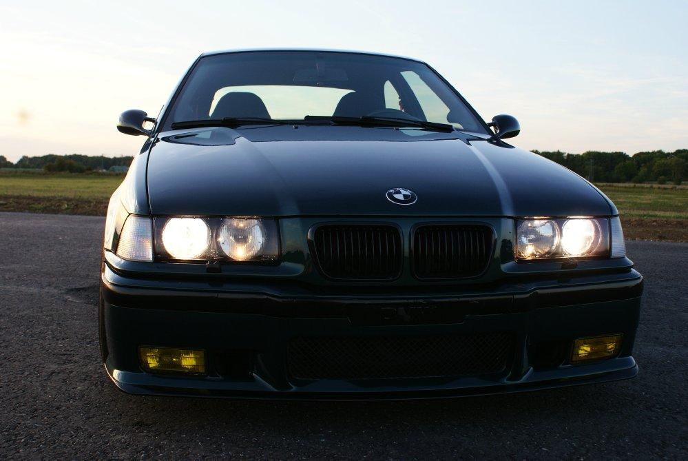 E36 332ti, BBS RC, Alpina S52, Individual - 3er BMW - E36