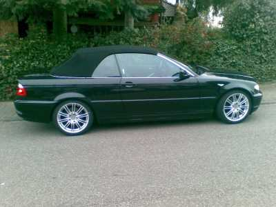 "E46 320 er ""back in black"" - 3er BMW - E46 -"