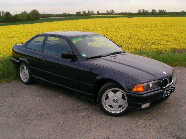 Mein alter Begleiter - 3er BMW - E36