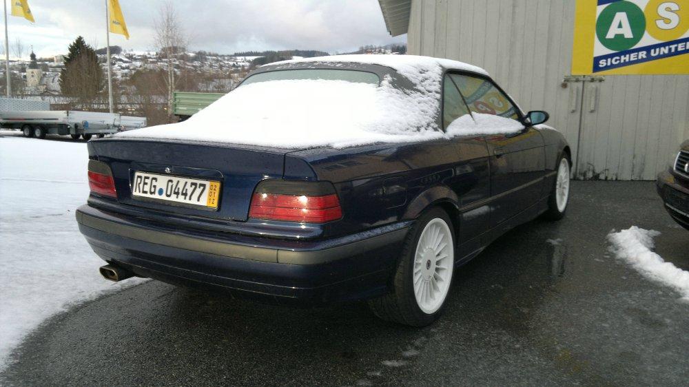 e36 325i Cabrio - 3er BMW - E36