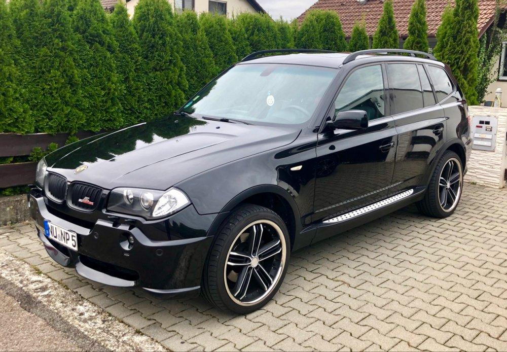 BMW X3 2.5i AC Schnitzer - BMW X1, X3, X5, X6