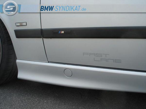 S54 Compact - 3er BMW - E36