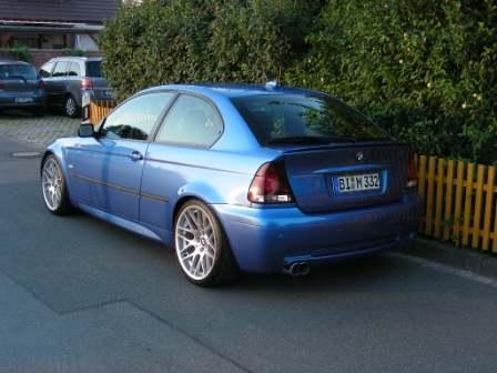 e46 compact m3 csl technik 3er bmw e46 compact. Black Bedroom Furniture Sets. Home Design Ideas