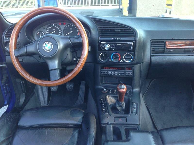 325i Cabrio M-Paket - 3er BMW - E36