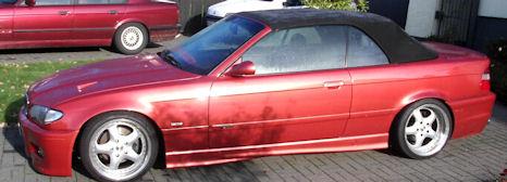 E36 oder E46 Cabrio? - 3er BMW - E36
