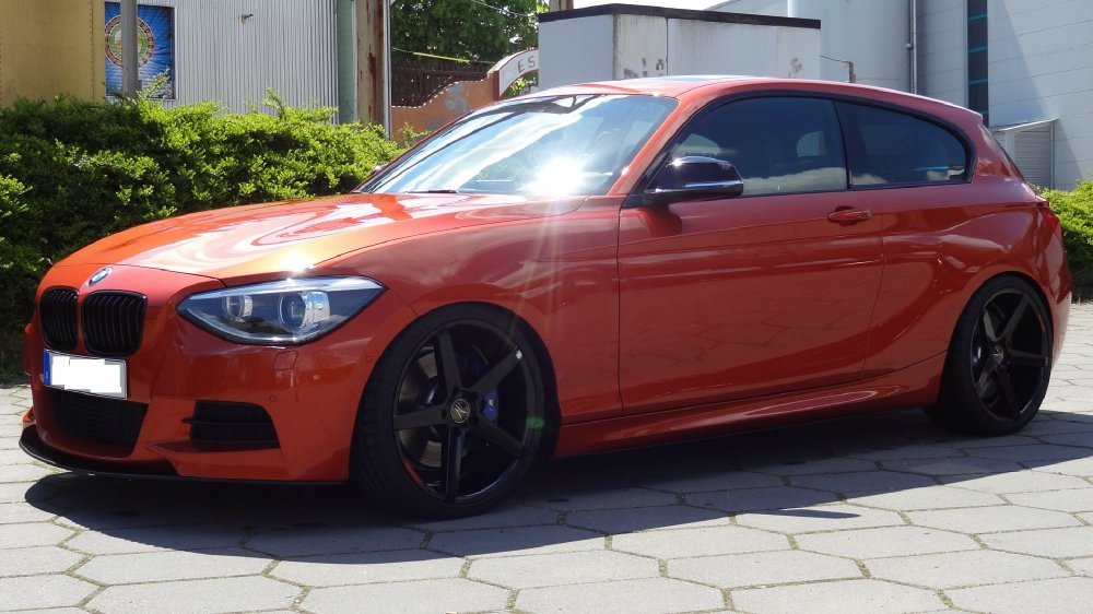 M135i Xdrive Valencia Orange 1er Bmw F20 F21 Quot 3