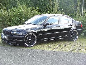 bmw e46 bb style 3er bmw e46 limousine. Black Bedroom Furniture Sets. Home Design Ideas