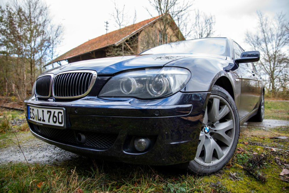 BMW E66 760Li Individual Special Edition - Fotostories weiterer BMW Modelle