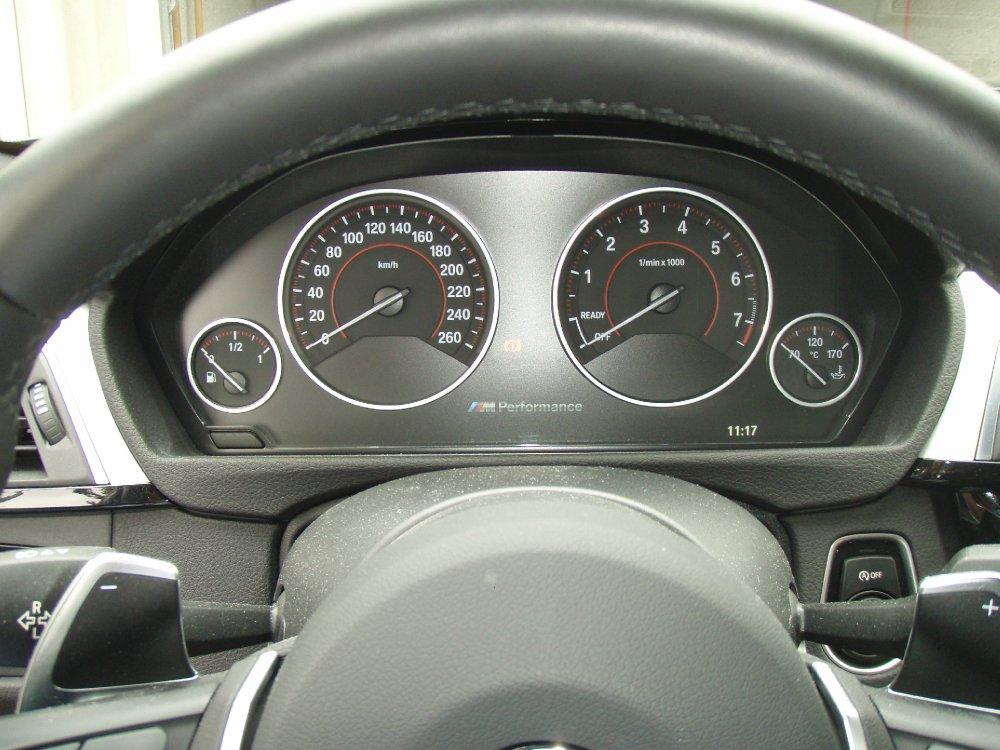 F30 - 340i Limousine - 3er BMW - F30 / F31 / F34 / F80