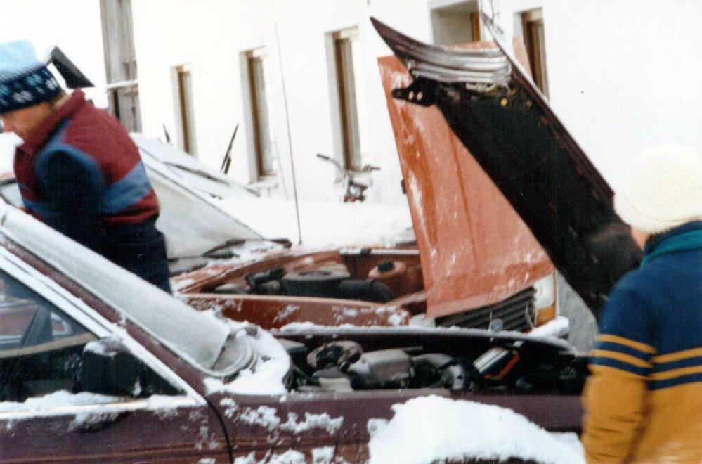 Historie - E 30, 318i - 3er BMW - E30