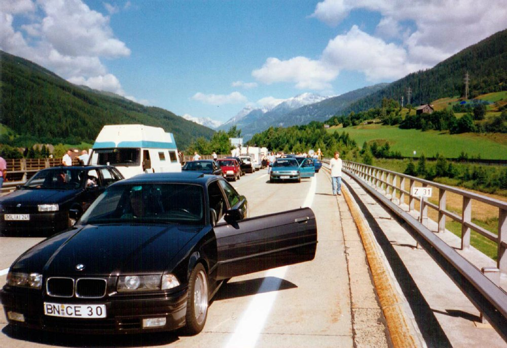 E 36, 325i Coupe - 3er BMW - E36