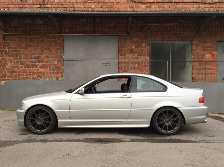 QP 346 - 3er BMW - E46