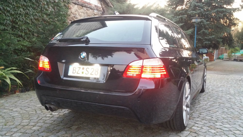 550i Pampersbomber - 5er BMW - E60 / E61