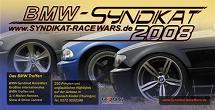 BMW-Syndikat RaceWars 2008 - Fotos von Treffen & Events -