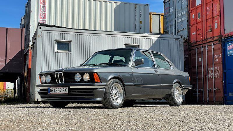 323i S-Edition - Projekt 2015-20 - Fotostories weiterer BMW Modelle