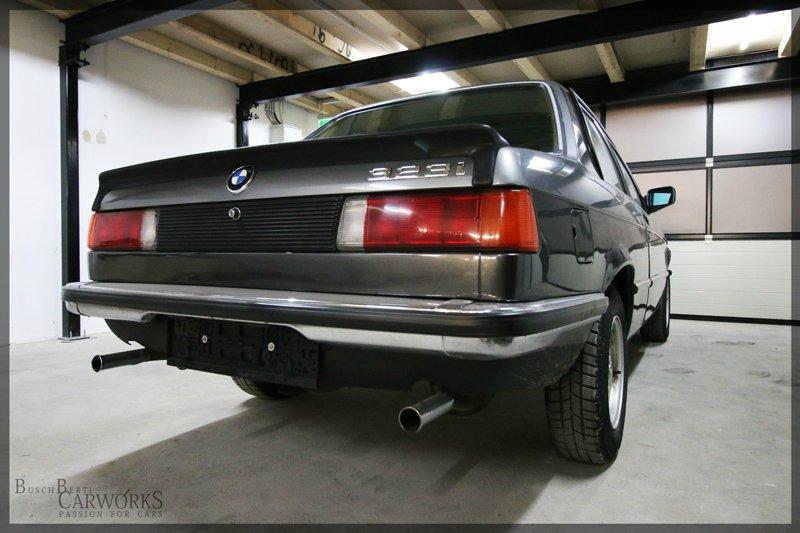 323i S-Edition - Projekt 2015-19 - Fotostories weiterer BMW Modelle