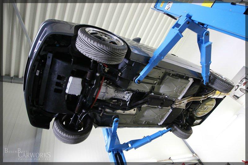BB´s 327i Cabrio Neuaufbau-Teil 2 - 3er BMW - E30