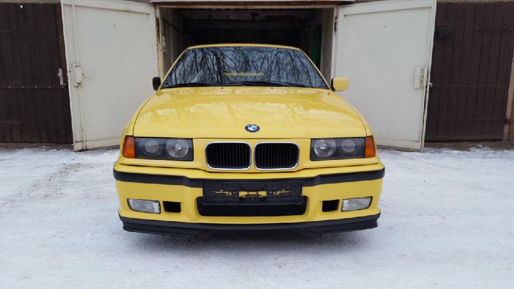 Es gibt noch welche! - 3er BMW - E36