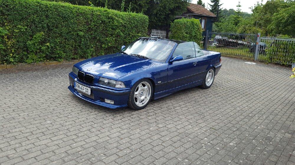 Bmw 328i cabrio - 3er BMW - E36