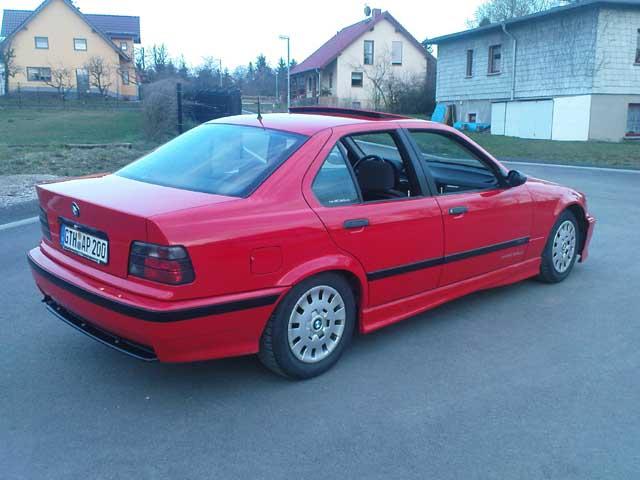 *** e36 320i - M-Technic *** - 3er BMW - E36