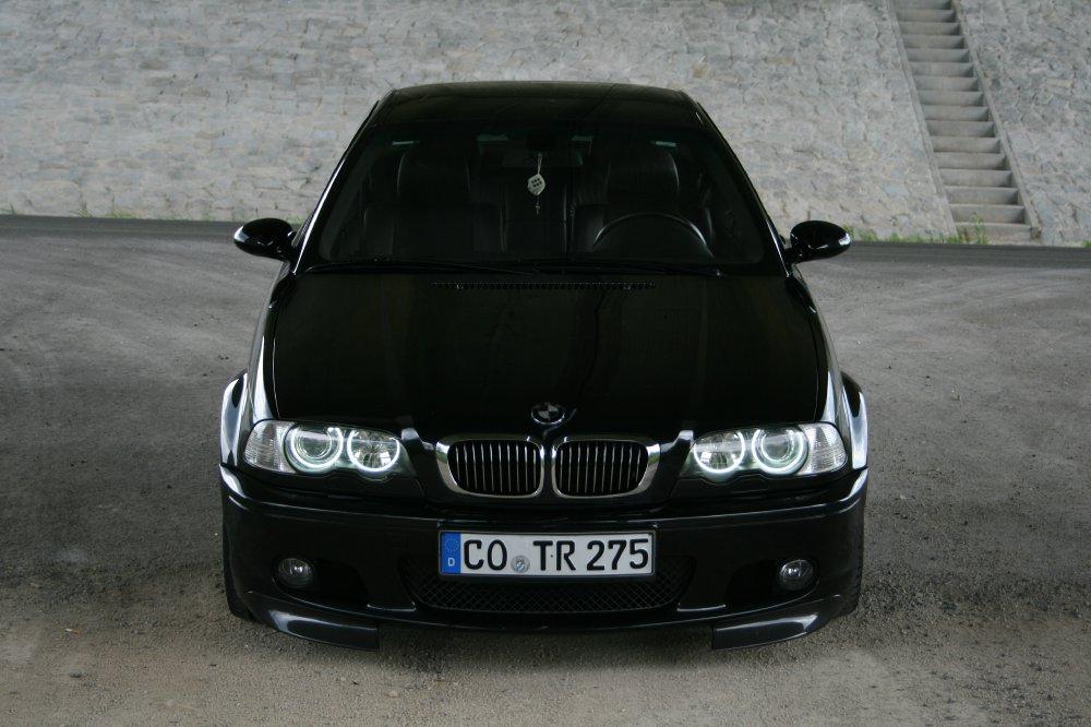 E46 325CI (Winterschlaf) Unauffällig Auffällig! - 3er BMW - E46