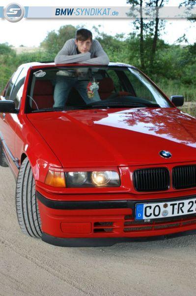 E36 316i Hellrot [Verkauft:-(] - 3er BMW - E36 - DSC07682.jpg