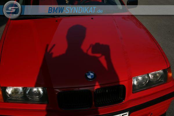 E36 316i Hellrot [Verkauft:-(] - 3er BMW - E36