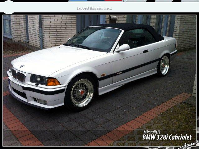 BMW E36 M3 SMG Cabrio - OEM+ - 3er BMW - E36
