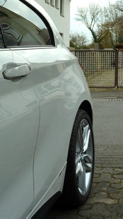 F20 Bj. 2015 mit M-Paket - 1er BMW - F20 / F21