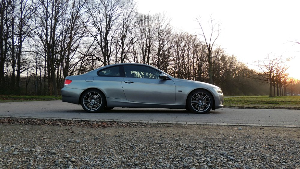 E92 335i N54 Spacegrau metallic - 3er BMW - E90 / E91 / E92 / E93