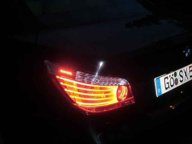 M5 + M6 Felgen * M-Paket * LCI Rückleuchten - 5er BMW - E60 / E61