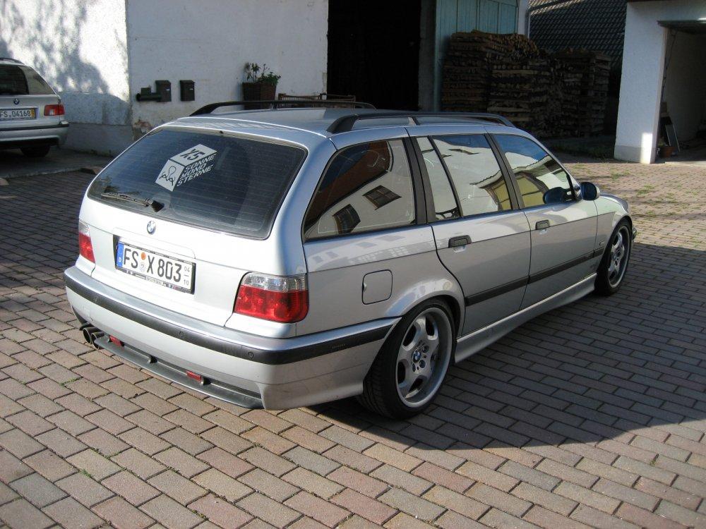 mein Touring eben *EX* - 3er BMW - E36