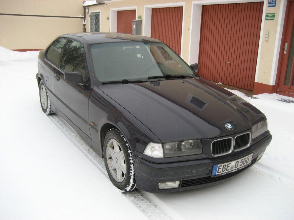 318ti Winterschlitten - 3er BMW - E36