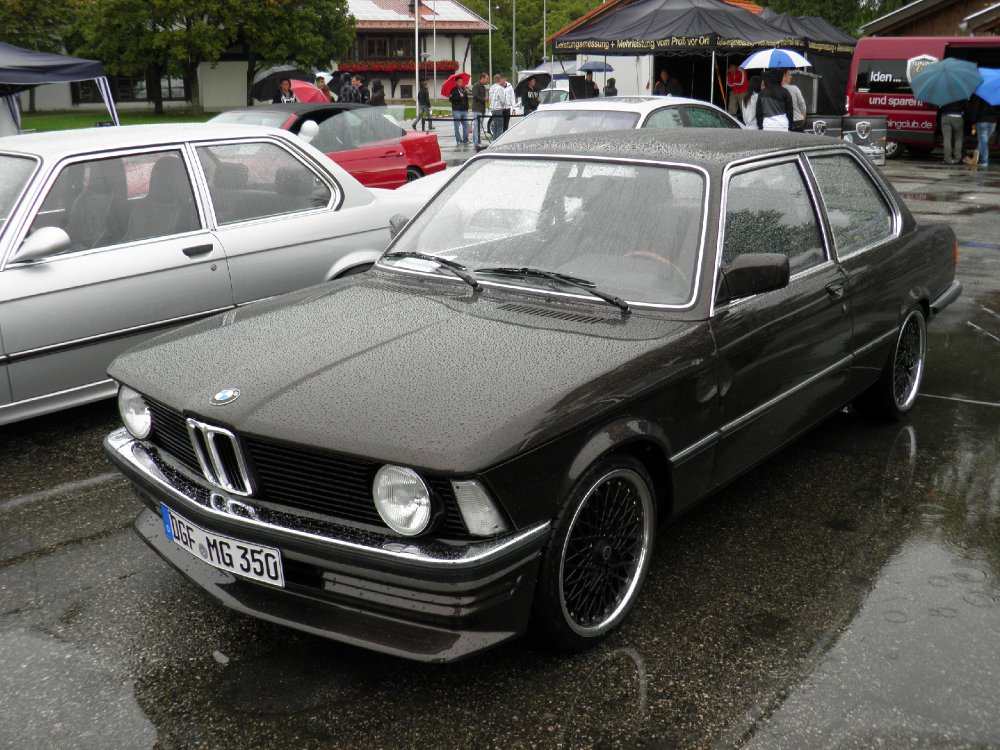 10-jähriges BMW Treffen Weilheim 27.08.11 - Fotos von Treffen & Events