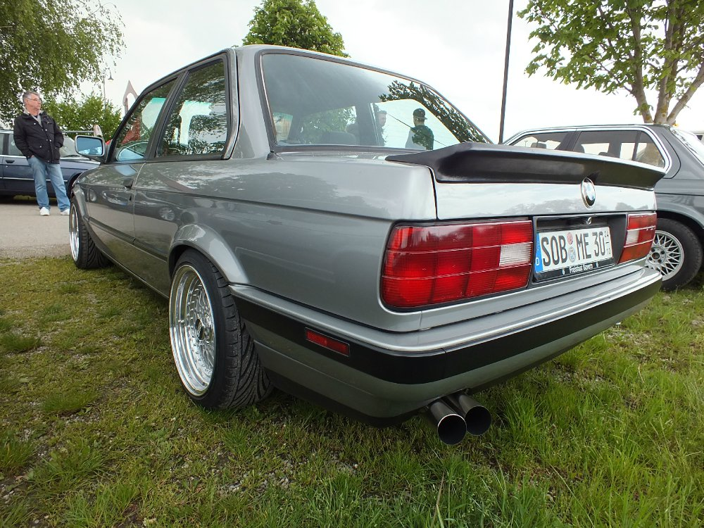 BMW Treffen Markt Indersdorf 15.05.16 - Fotos von Treffen & Events