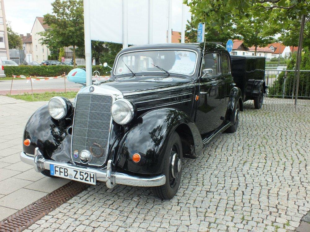 Classic meets Classic - Germering 03.07.16 - Fotos von Treffen & Events
