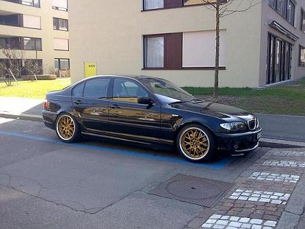 e46 330i black 3er bmw e46 limousine tuning. Black Bedroom Furniture Sets. Home Design Ideas