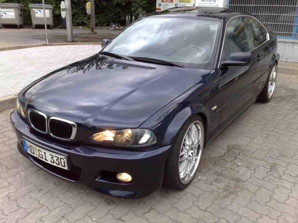 323 coupe 3er bmw e46 coupe tuning fotos bilder stories. Black Bedroom Furniture Sets. Home Design Ideas