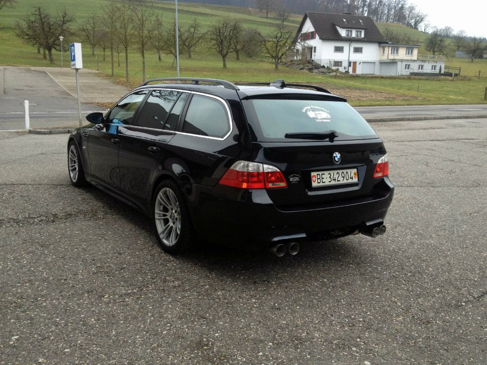 heizoel statt diesel 5er bmw e60 e61 touring. Black Bedroom Furniture Sets. Home Design Ideas
