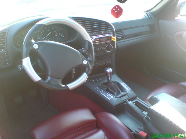 E36 Cabrio 325i Projekt 4 - 3er BMW - E36