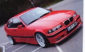 Mein Ex  E36 323ti Compact - 3er BMW - E36 -