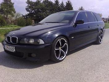 e39 530dA Touring ///19 Zoll e60 felgen - 5er BMW - E39