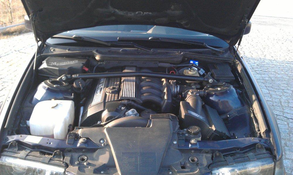 Mein Kurzer nun als 323 ti - 3er BMW - E36