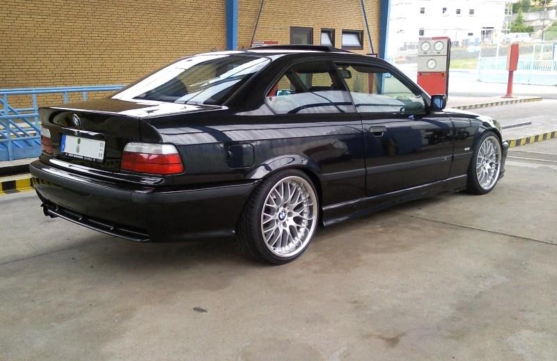 328i Coupe M Paket Quot Black Is Beautiful Quot 3er Bmw E36