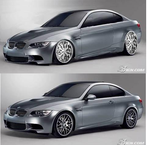 E92 ///M3 [ BMW Fakes - Bildmanipulationen ] - [Tuning - Fotos