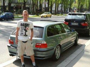 BMW E46 Touring Fahrer
