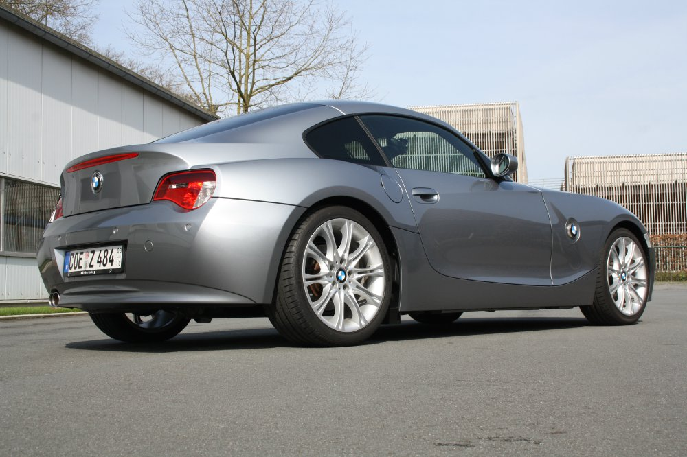 Bmw Z4 Coupe 3 0si Bmw Z1 Z3 Z4 Z8 Storyseite 4 Quot Z4 Coupe Quot Tuning Fotos Bilder
