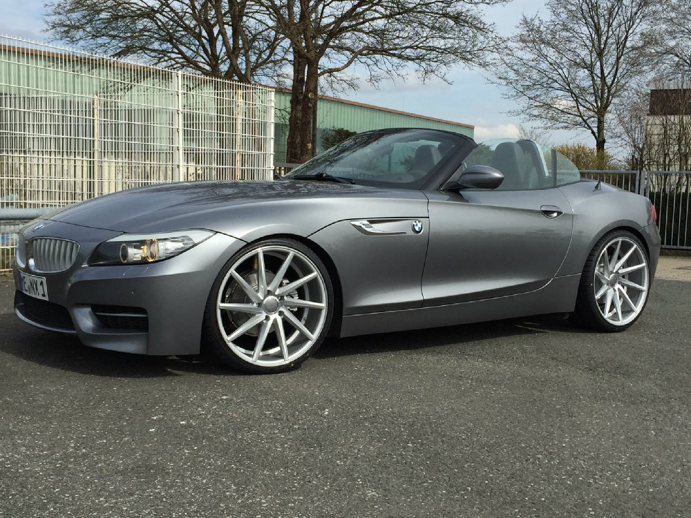 Bmw Z4 E89 Spacegrau 20 Quot Bmw Z1 Z3 Z4 Z8 Quot Z4 Roadster Quot Tuning Fotos Bilder Stories